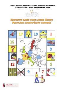 XVIIe assises nationales des avocats d'enfants (2)